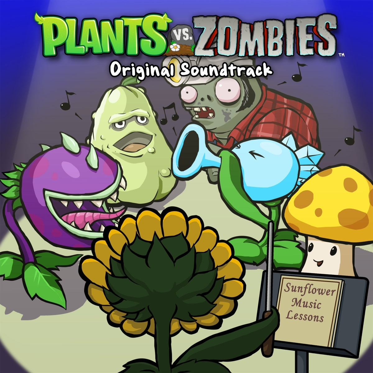Plants Vs. Zombies Soundtrack | Laura Shigihara with regard to Zen Garden Plants Vs Zombies Music