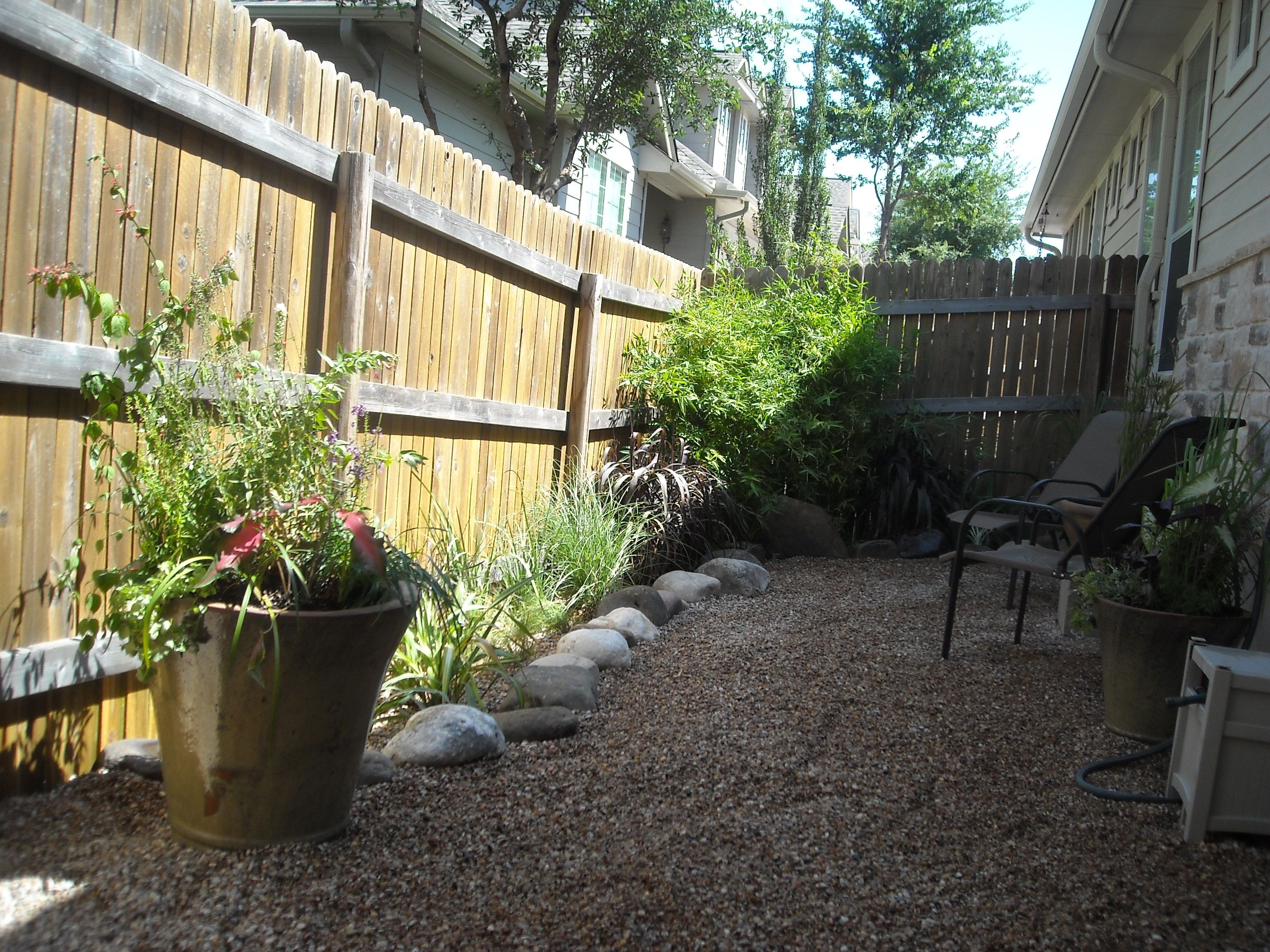 Small Spaces - Texas Zen Garden. This Is A Great Little Reading in Zen Garden Designs For Small Spaces