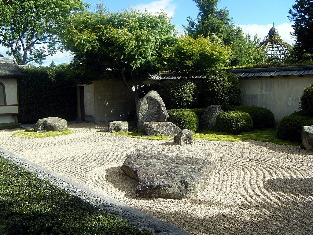 The 25 Most Inspiring Japanese Zen Gardens | Best Choice Schools for Examples Of Zen Garden
