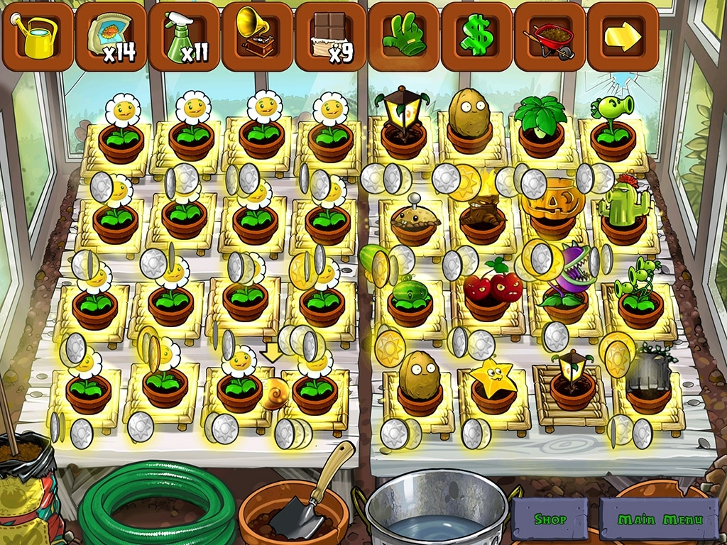 Which Plants Produce The Most Income In The Daytime Zen Garden? - Arqade inside Zen Garden Plants Vs Zombies Iphone