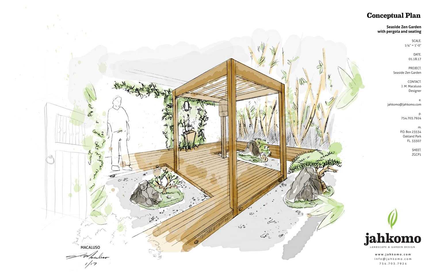 Zen Garden Landscape Design - Jahkomo with regard to Zen Garden Landscape Design