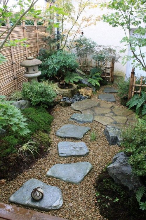 20 Awesome Ideas to Create Japanese Garden Design