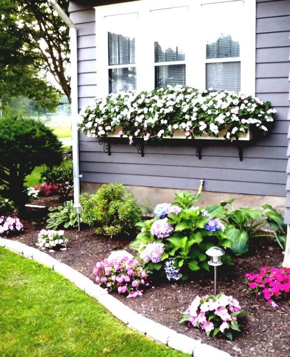 Best Flower Garden Ideas Concept for Small House