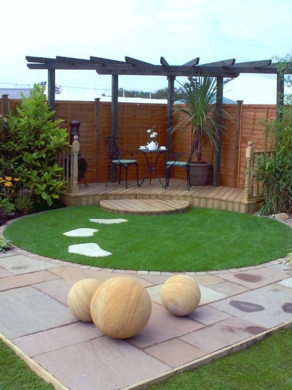 Garden Ideas For Small Gardens Designs