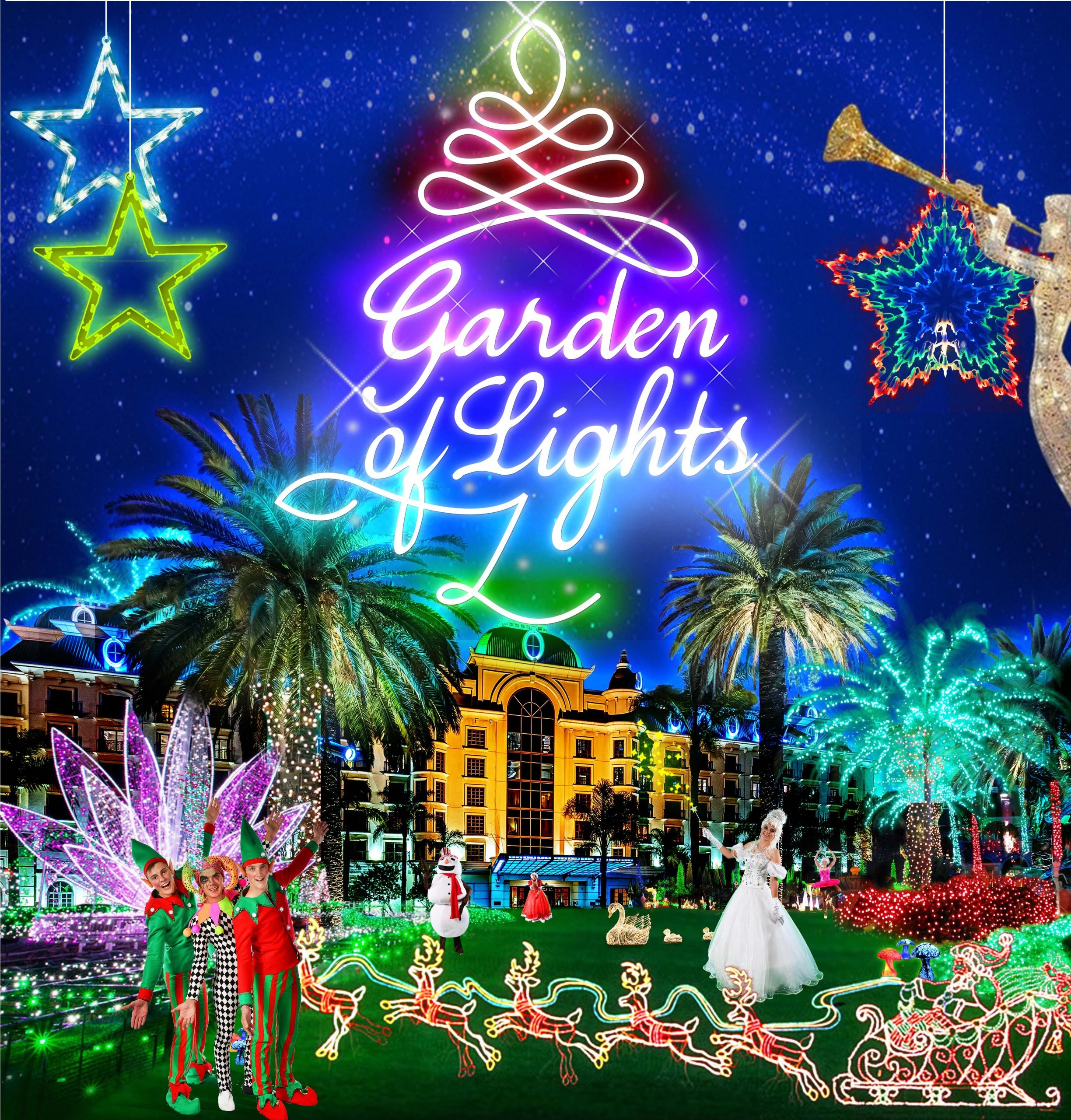 Garden Of Light At Emperors Palace