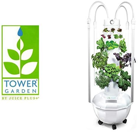 Hydroponic Tower Garden By Juice Plus
