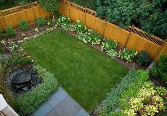 Ideas For Garden Designs For Small Gardens