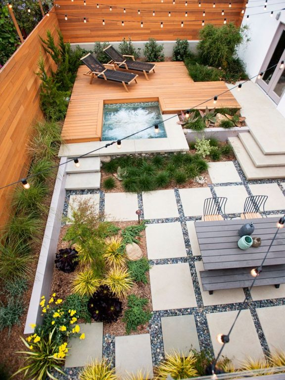 Inspiration For Creating Small Backyard Landscaping Ideas