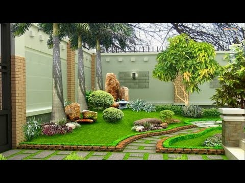 Landscape Garden And Design