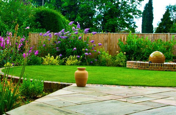 Landscape Garden How To