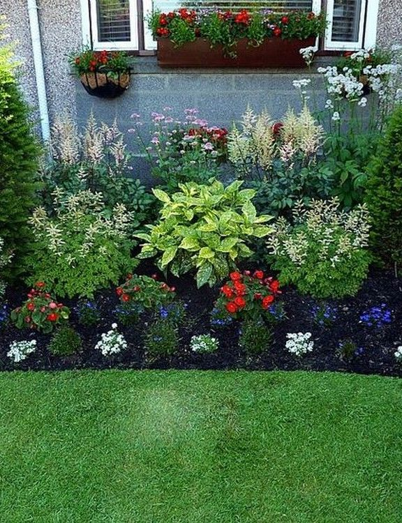 Landscape Ideas For Front Yard Simple