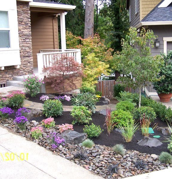 Landscaping Design Ideas For Small Front Yard