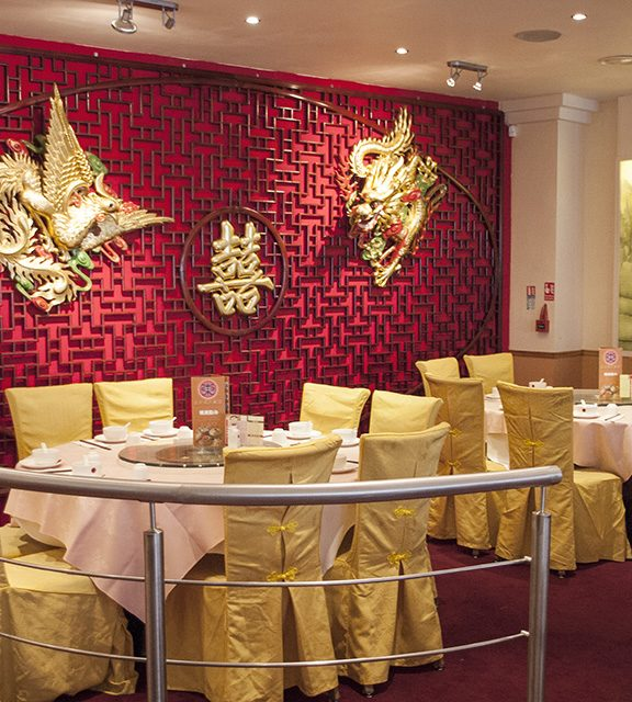 Oriental Garden Northampton Review