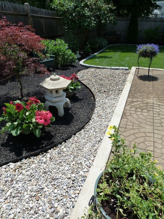 Zen Garden Front Yard Ideas