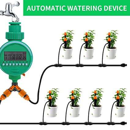 Automatic Garden Watering System India