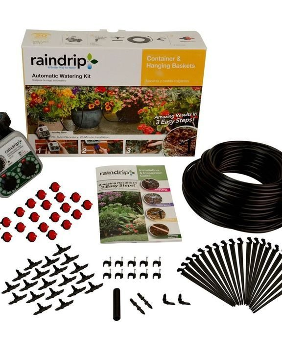 Best Automatic Garden Irrigation System