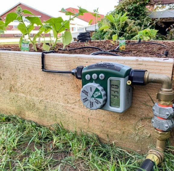 How To Install Automatic Garden Sprinkler System