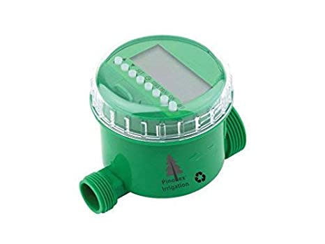 Pinolex Drip Irrigation Automatic Water Controller Timer For Garden Lawn