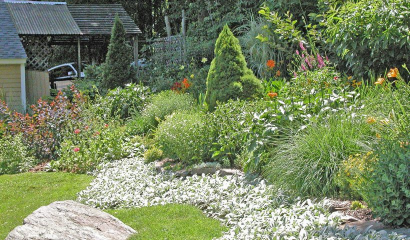 12 Hillside Landscaping Ideas To Maximize Your Yard intended for Landscape Yard With Hill